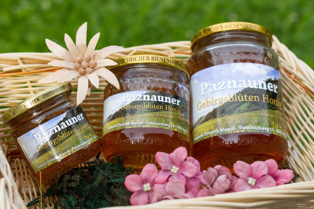 Gebirgsblüten Honig